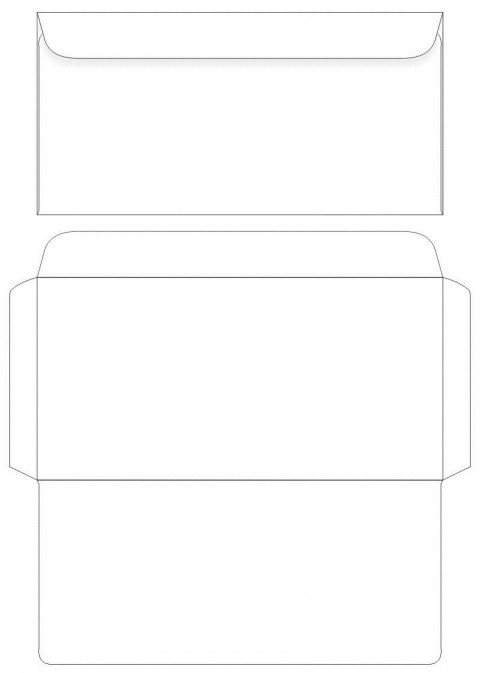 007 Unforgettable Envelope Label Template Free Inspiration  Download480