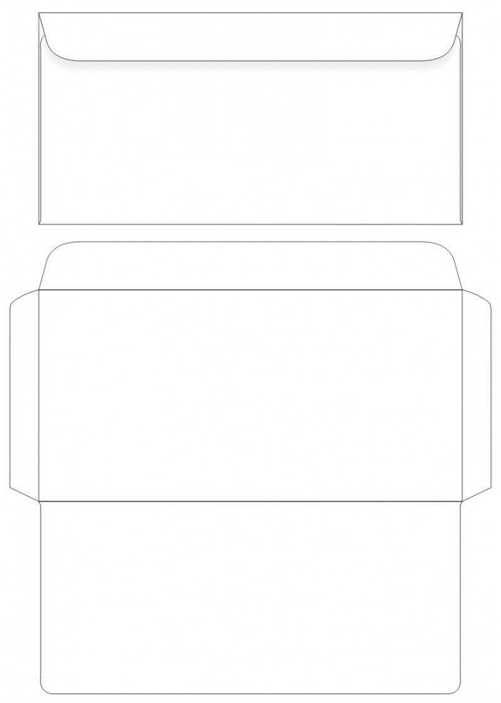 007 Unforgettable Envelope Label Template Free Inspiration  Download728