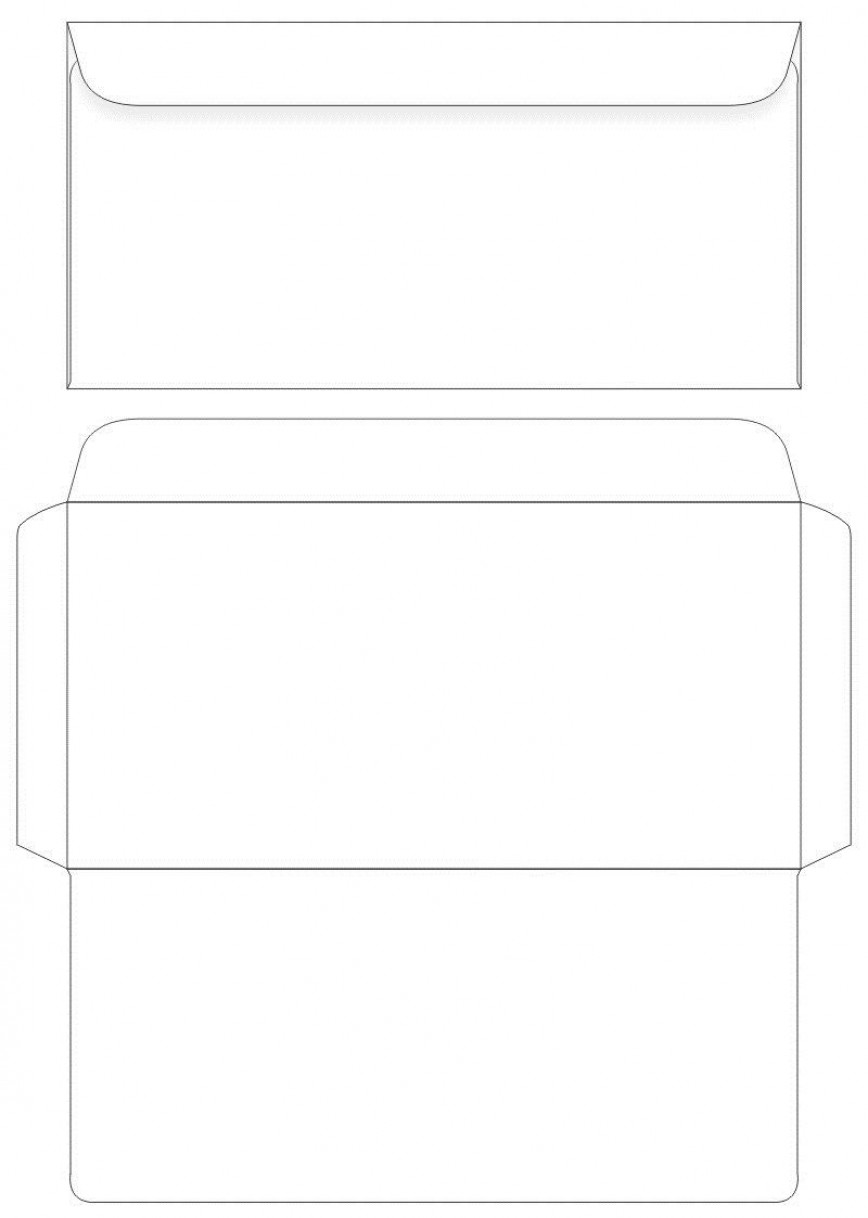 007 Unforgettable Envelope Label Template Free Inspiration  Download868