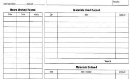 007 Unforgettable Excel Work Order Form Highest Quality  Forms Maintenance
