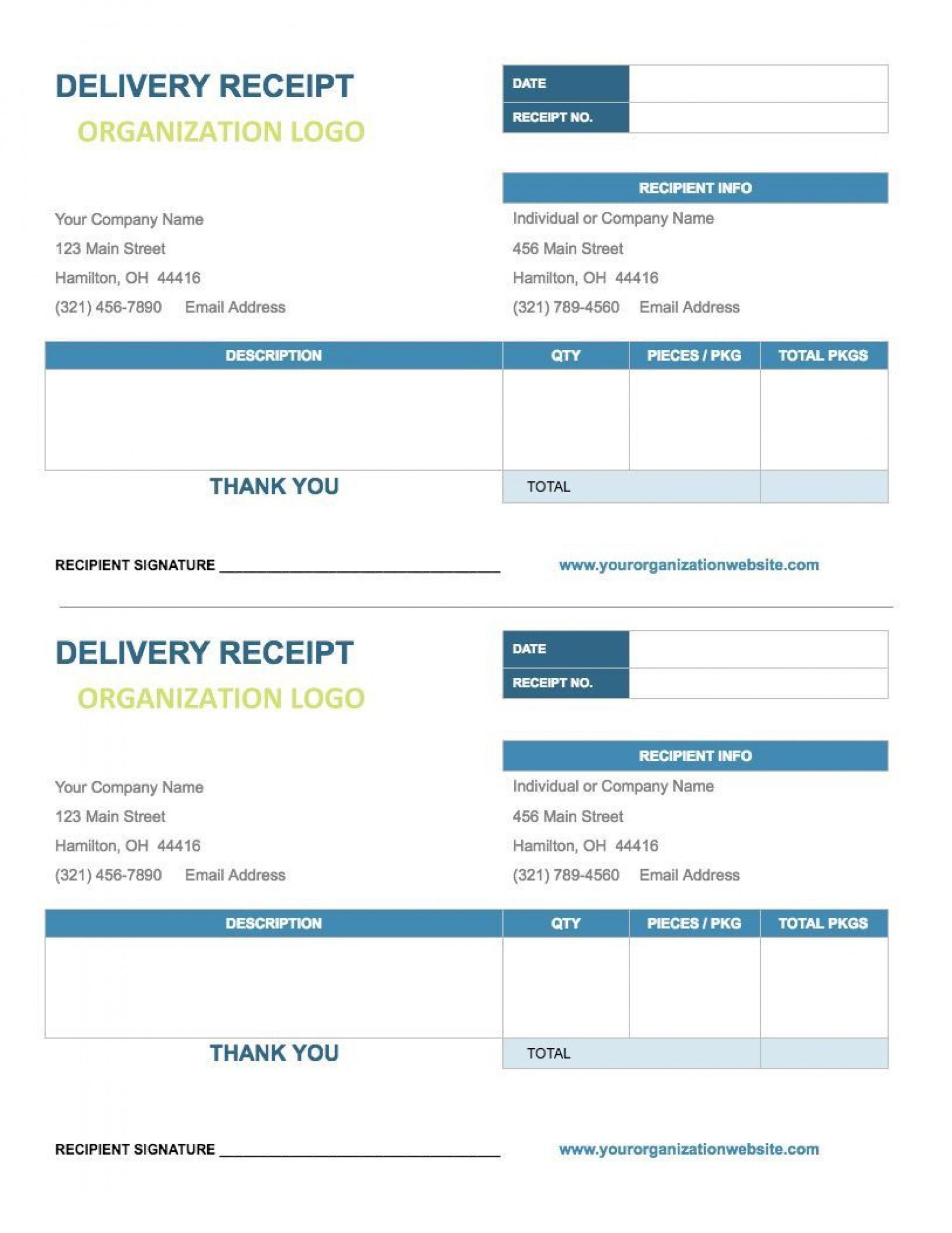 007 Unforgettable Receipt Template Google Doc Highest Quality  Docs Rent Donation1920