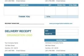 007 Unforgettable Receipt Template Google Doc Highest Quality  Rent Cash Donation