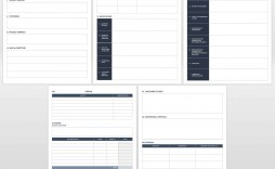 007 Unforgettable Request For Proposal Template Excel Image