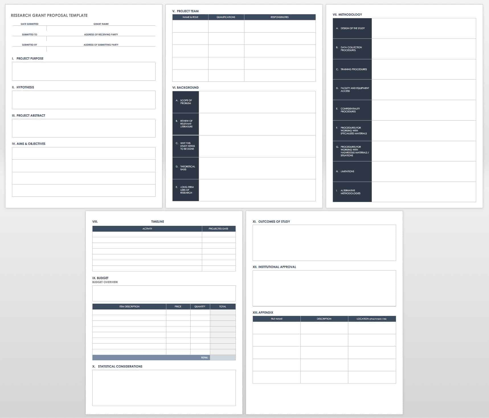 007 Unforgettable Request For Proposal Template Excel Image Full
