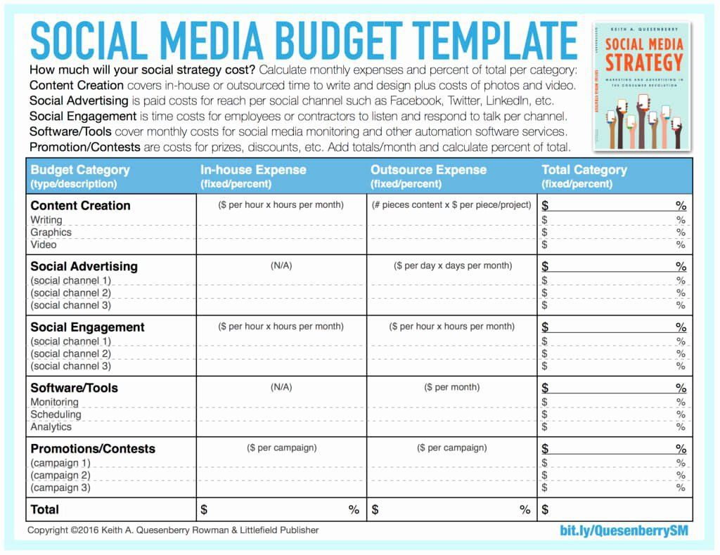 007 Unforgettable Social Media Marketing Proposal Template Word Photo  PlanFull
