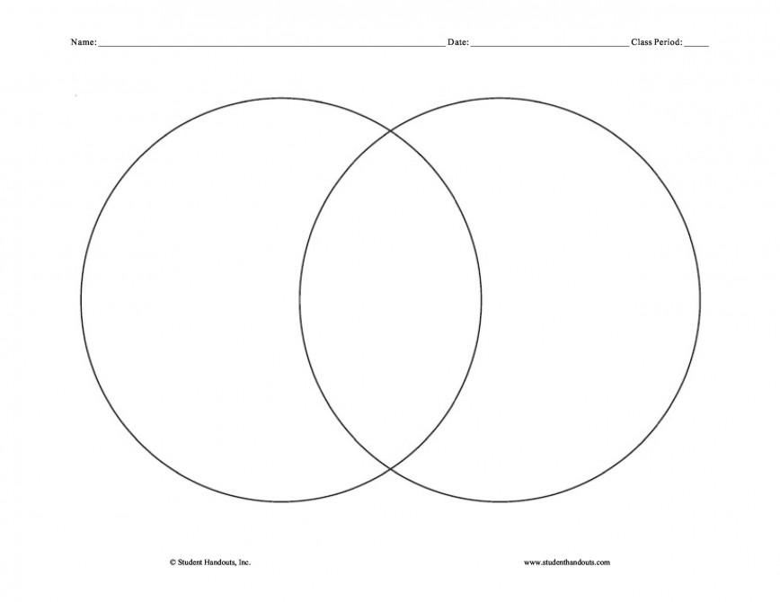Venn Diagram Template Word Addictionary