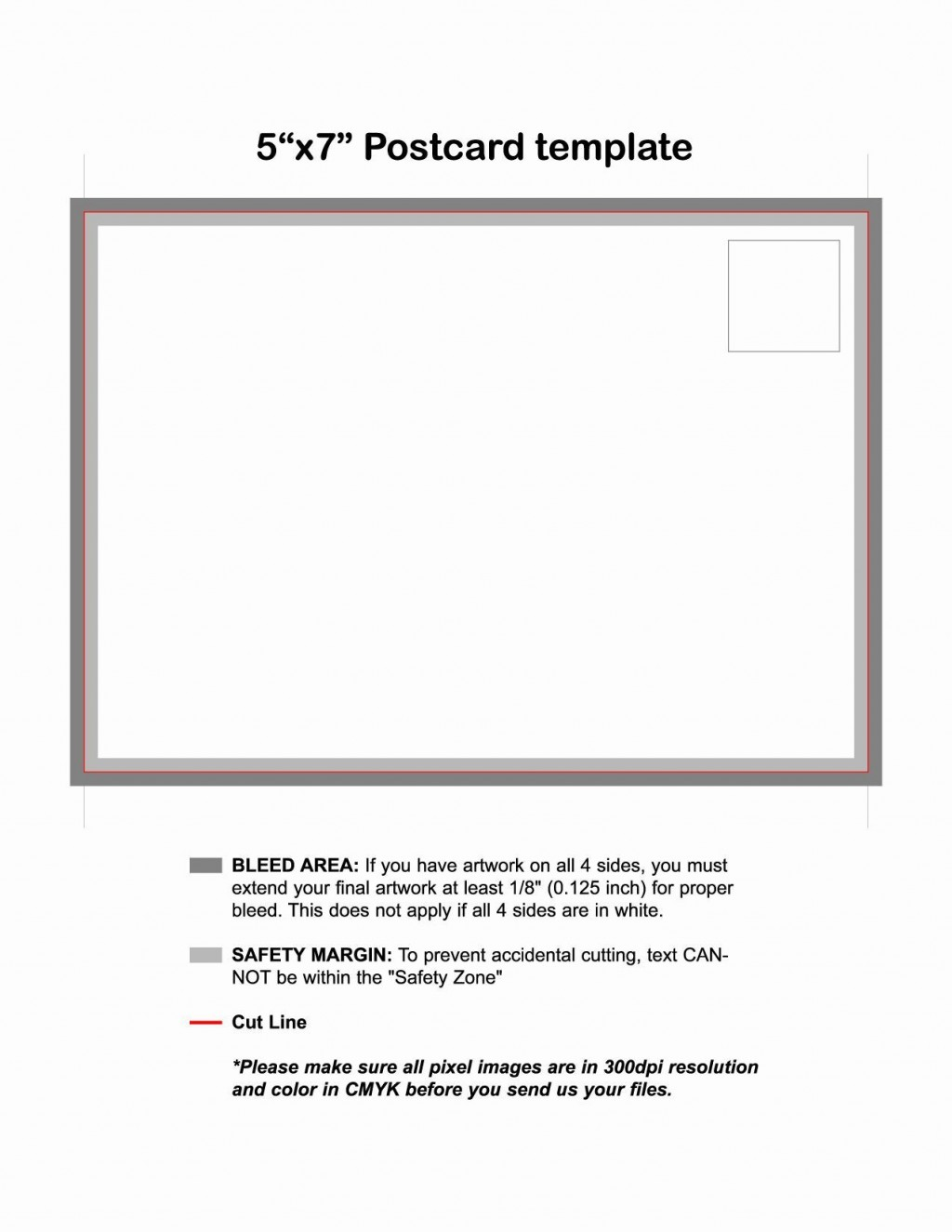 007 Unique 5 X 7 Postcard Template Microsoft Word High Definition Large