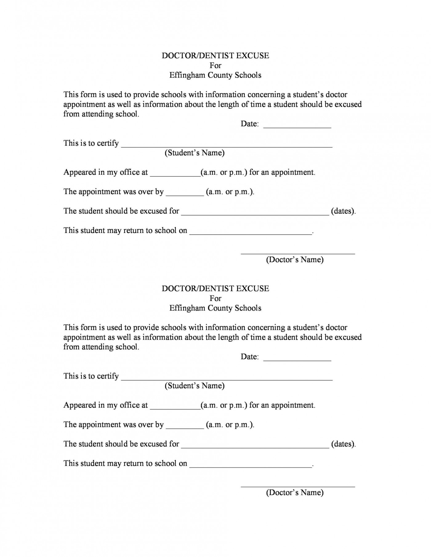 007 Unique Doctor Note Template Free Download Example  Fake1400
