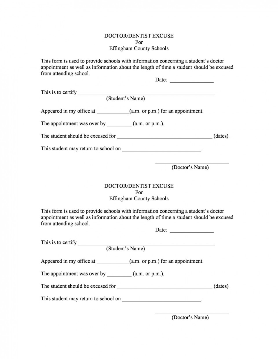 007 Unique Doctor Note Template Free Download Example  Fake960