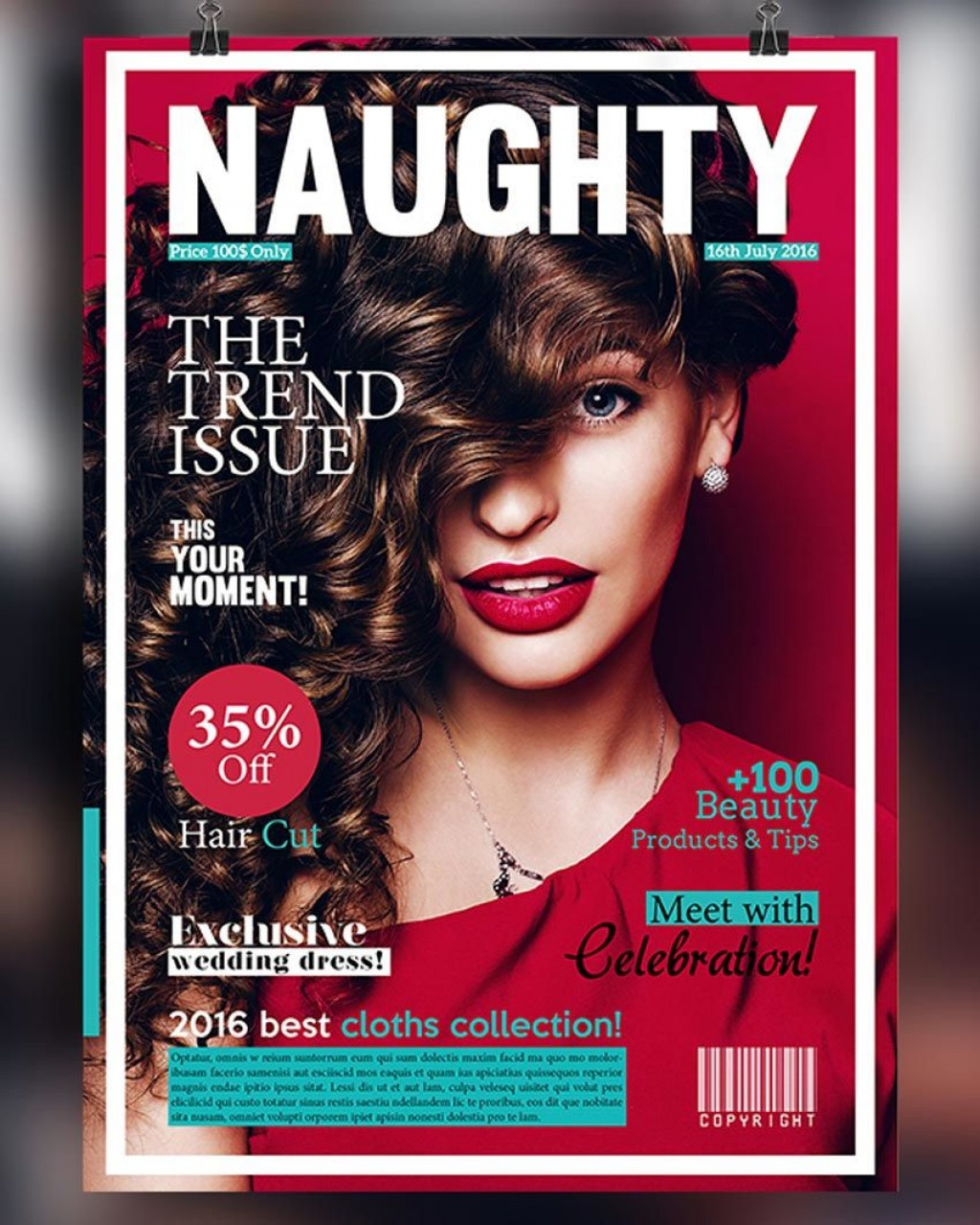 007 Unique Fake Magazine Cover Template Photoshop High Resolution  TimeLarge