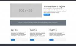 007 Unique Free Busines Website Template Idea  Templates Wordpres For Small Dreamweaver Download Html5 With Css3 Jquery
