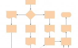 007 Unique Free Flow Chart Template Concept  Word Printable