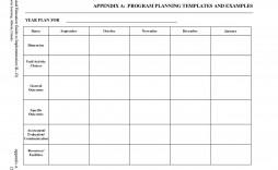 007 Unique Lesson Plan Template Preschool Design  Free Week Sample