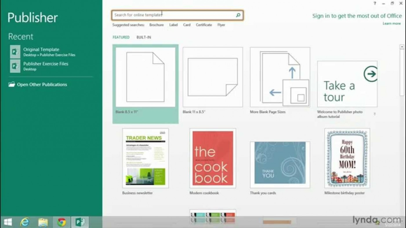 007 Unique Microsoft Publisher Booklet Template Highest Quality  2007 Brochure Free Download Handbook1400