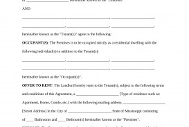 007 Unique Residential Lease Agreement Template Highest Clarity  Tenancy Form Alberta California