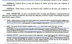 007 Unique Tenant Contract Template Free Highest Clarity  Simple House Rental Tenancy Agreement Uk