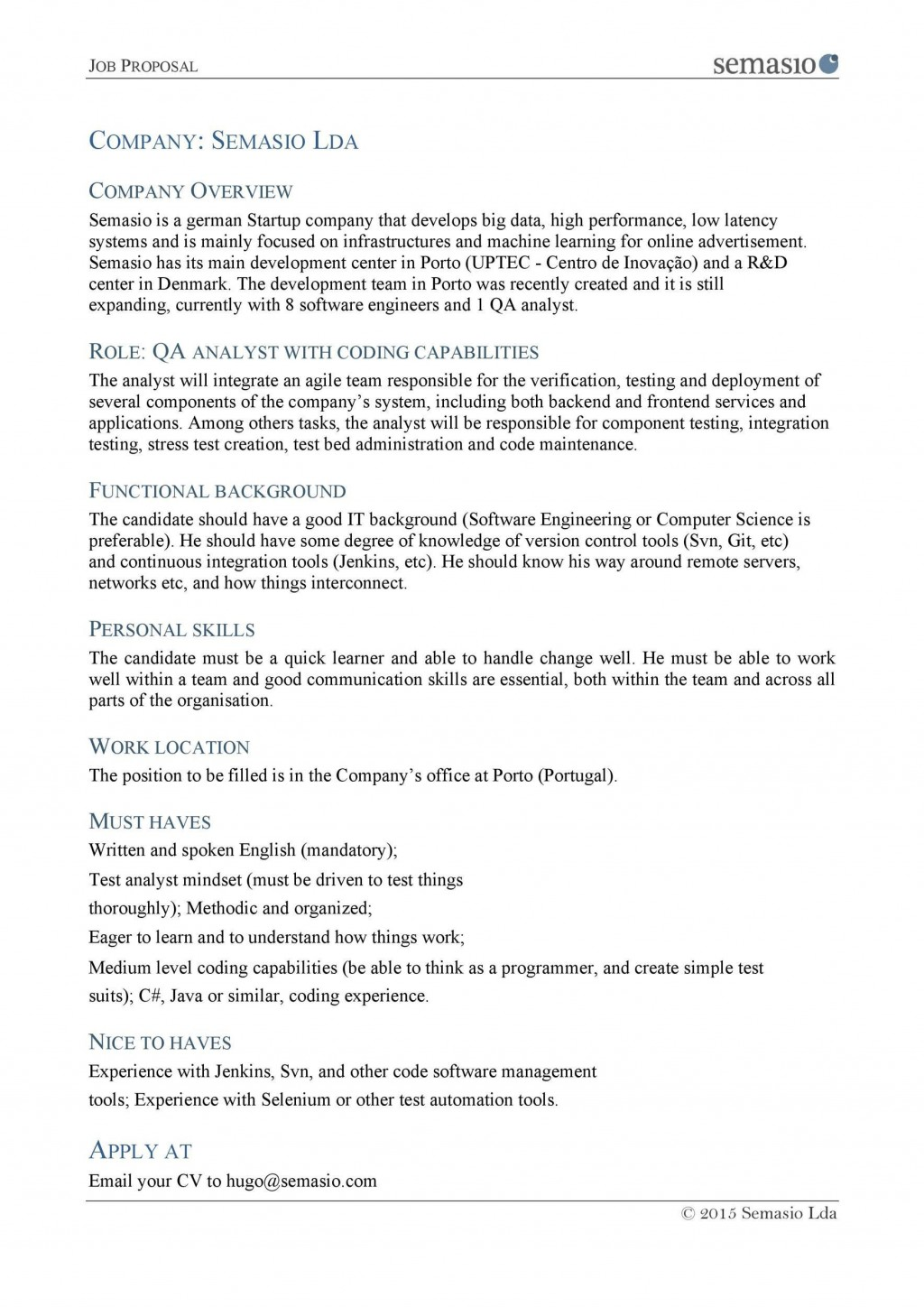 007 Unique Writing A Job Proposal Template Sample Inspiration Large