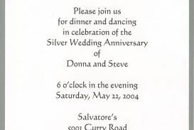 007 Unusual 50th Anniversary Invitation Template Image  Wedding Microsoft Word Free Download