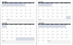 007 Unusual Calendar Template Google Doc High Resolution  Docs Editable Two Week 2019-20