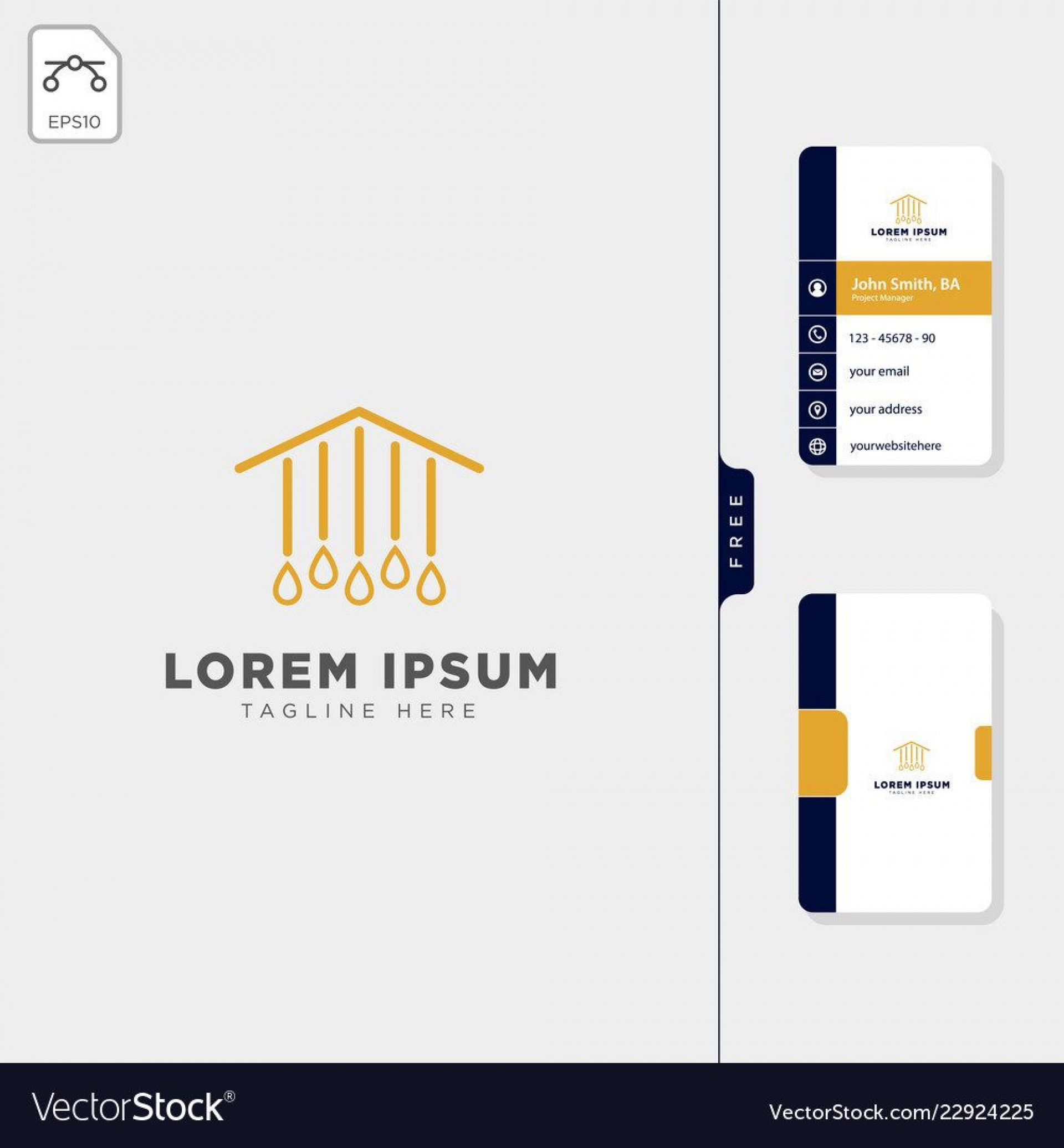 007 Unusual Free Busines Logo Template High Resolution  Templates Design Download Powerpoint1920