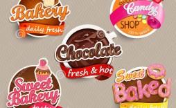 007 Unusual Free Food Label Design Template Sample  Templates Download