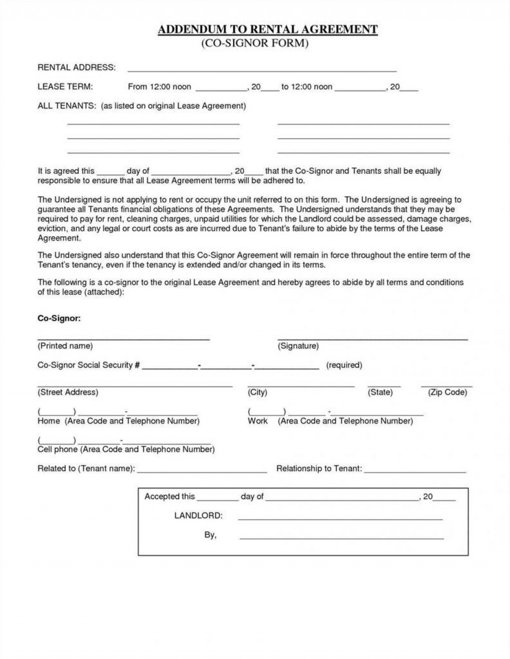 007 Unusual Free Sublease Agreement Template South Africa High Resolution  Simple Residential Lease Word DownloadLarge