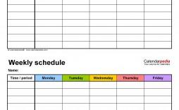 007 Unusual Google Doc Employee Schedule Template Concept  Weekly Work