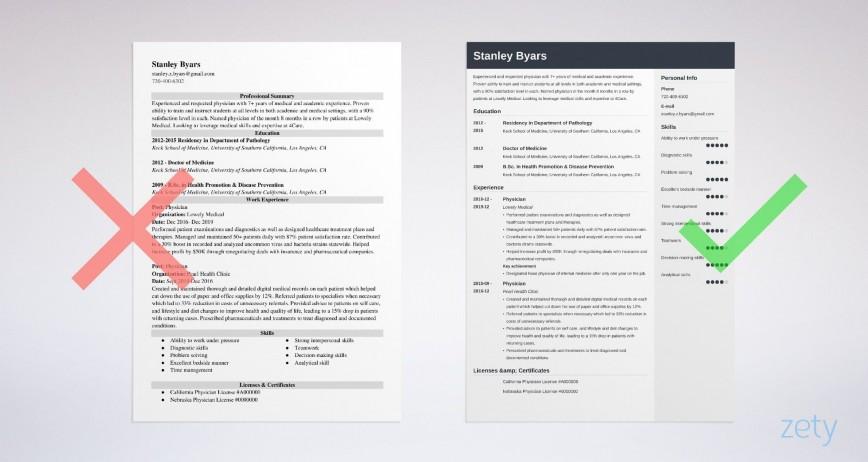 007 Unusual Medical Curriculum Vitae Template Inspiration  Templates Representative Sample Word Student Example