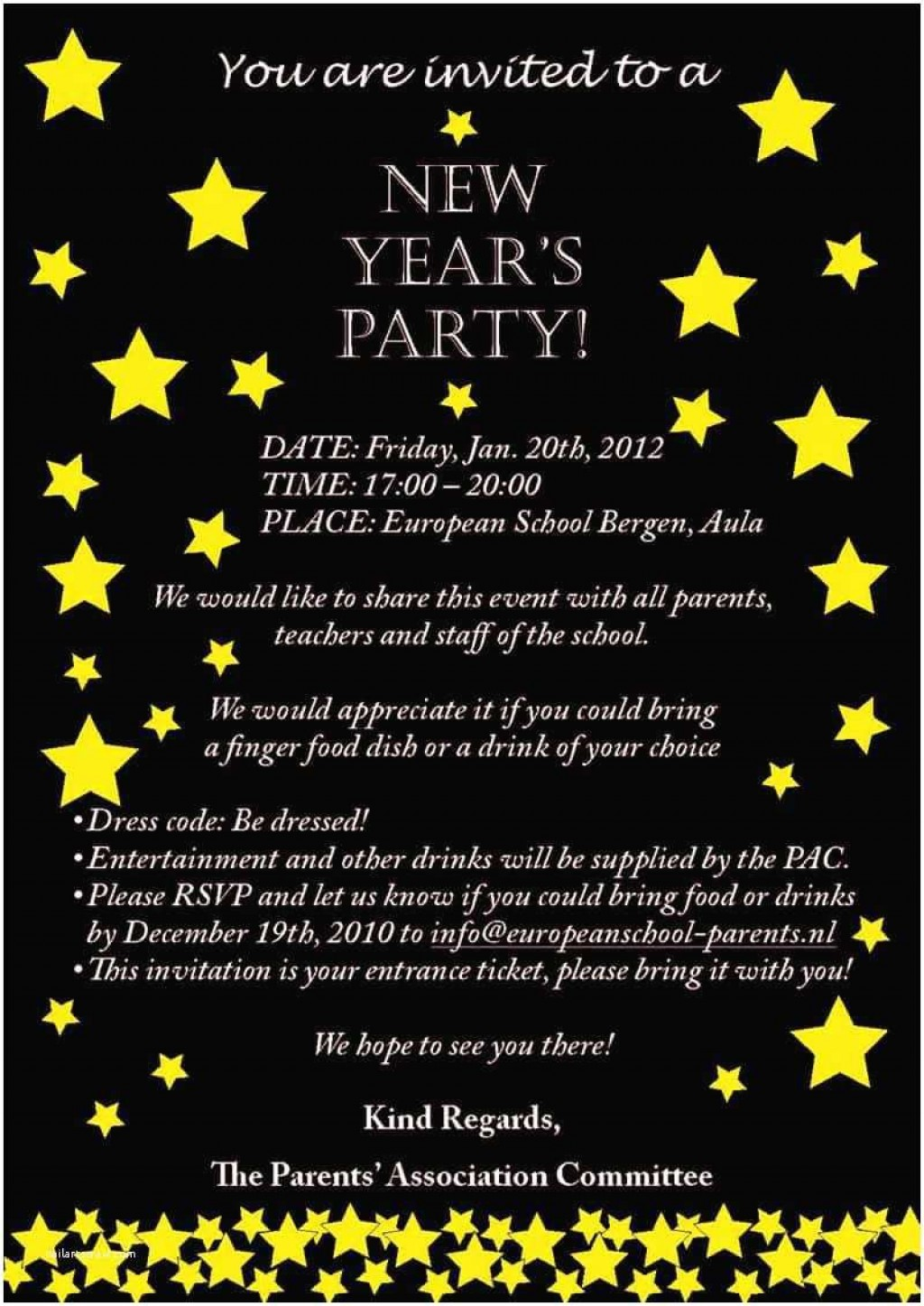 007 Unusual New Year Eve Invitation Template Highest Clarity  Party Free WordLarge