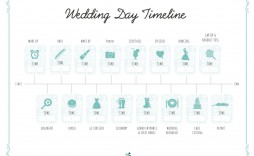007 Unusual Wedding Timeline Template Free High Resolution  Day Download For Guest Pdf
