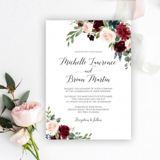 007 Wonderful Free Download Marriage Invitation Template Idea  Card Design Psd After Effect320
