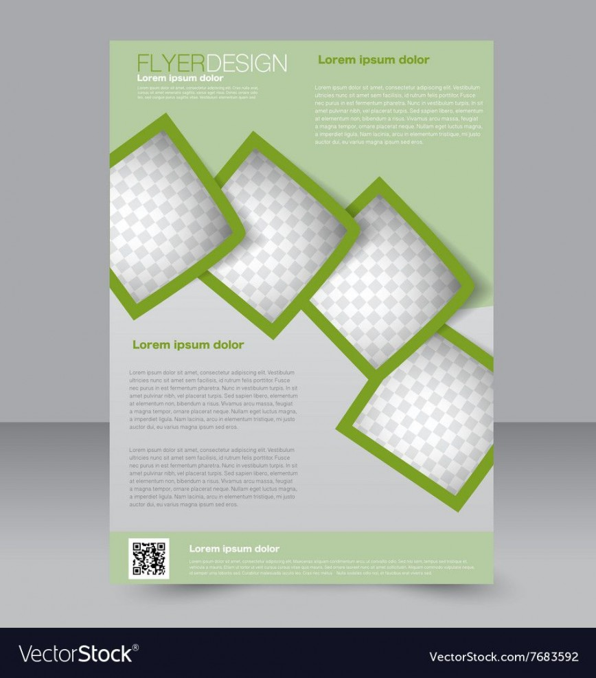 007 Wonderful Free Editable Flyer Template Picture  Busines Fundraising868