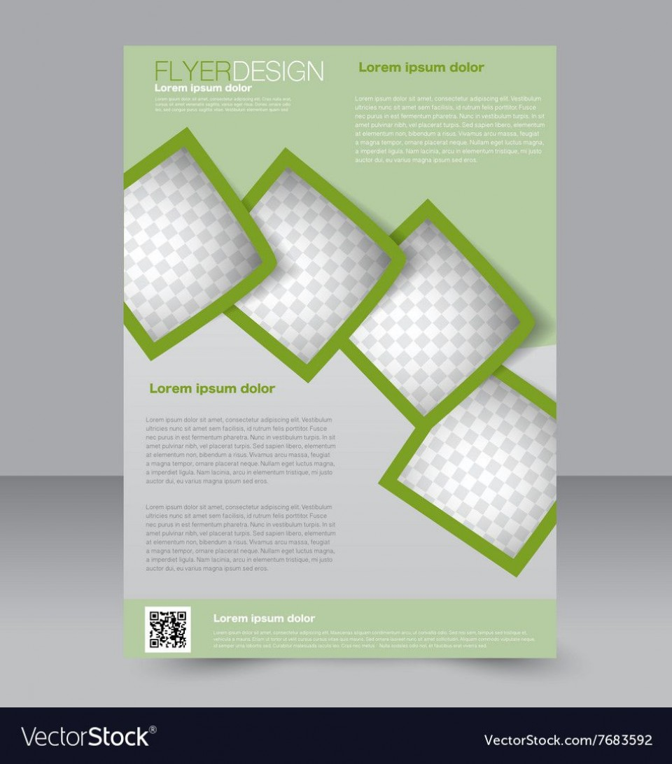007 Wonderful Free Editable Flyer Template Picture  Busines Fundraising960