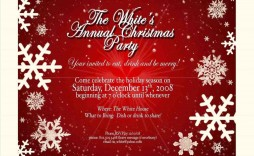 007 Wonderful Free Email Holiday Party Invitation Template High Resolution  Templates Christma