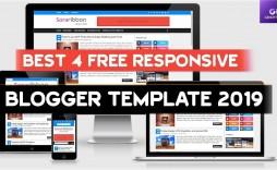 007 Wonderful Free Responsive Seo Friendly Blogger Template Sample