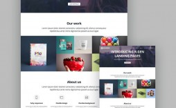 007 Wonderful Responsive Landing Page Template High Definition  Templates Html5 Free Download Wordpres Html