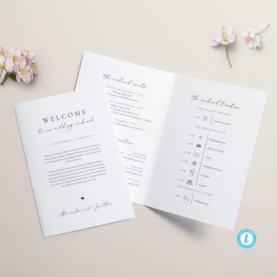 007 Wonderful Wedding Weekend Itinerary Template Highest Quality  Day Word Reception Timeline ExcelFull
