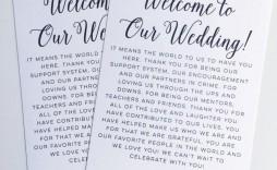 007 Wondrou Free Destination Wedding Welcome Letter Template Design