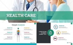 007 Wondrou Free Health Powerpoint Template Highest Quality  Templates Related Download Healthcare Animated