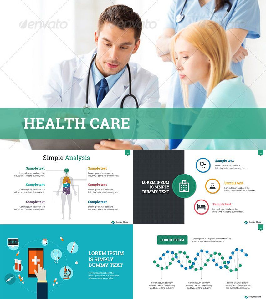 007 Wondrou Free Health Powerpoint Template Highest Quality  Templates Related Download Healthcare AnimatedFull