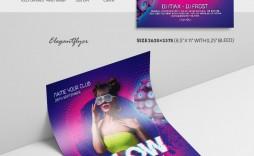 007 Wondrou Graduation Party Flyer Template Free Psd High Def