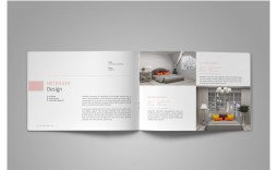 007 Wondrou Interior Design Portfolio Template Inspiration  Ppt Free Download Layout