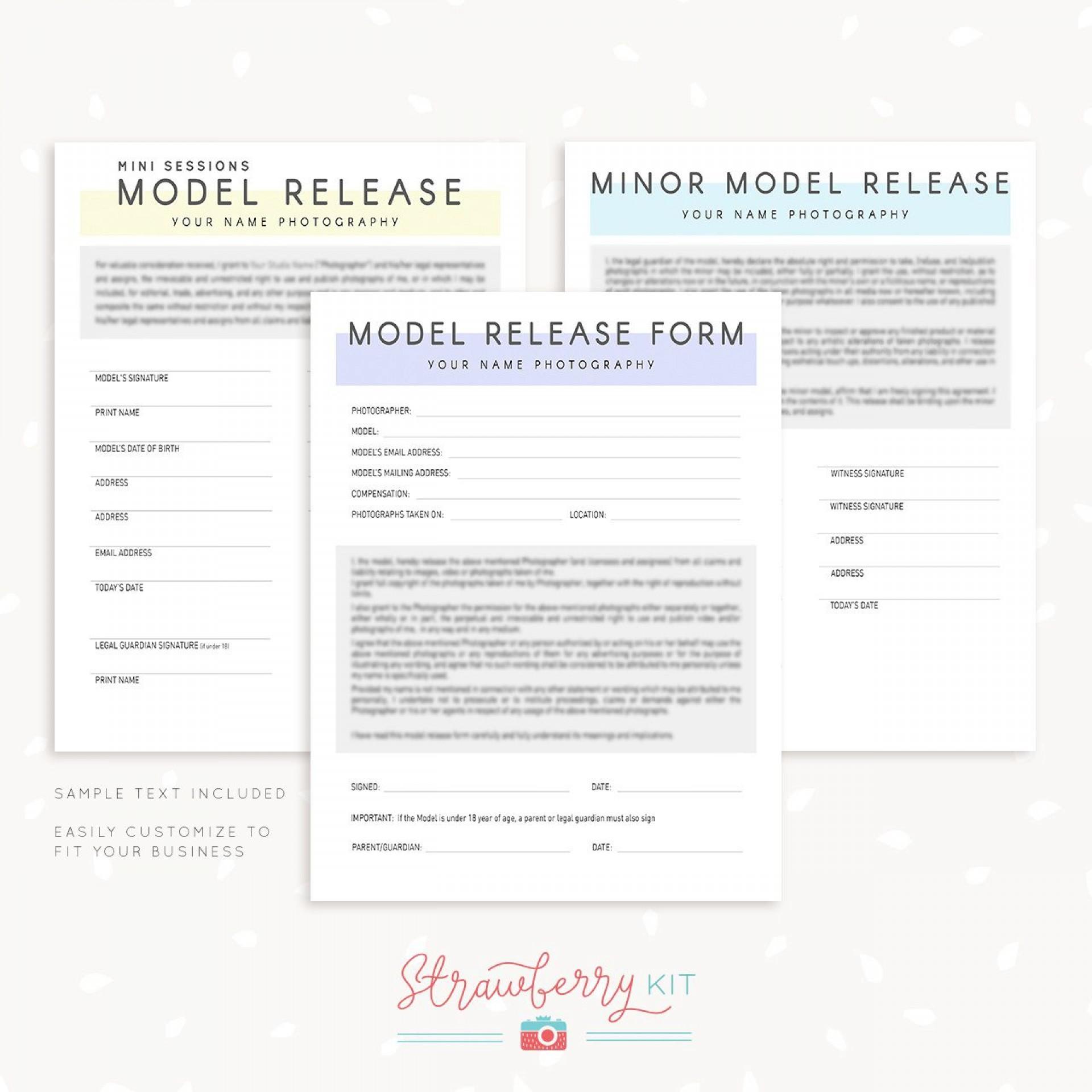 007 Wondrou Model Release Form Template Picture  Photography Uk Gdpr Australia1920