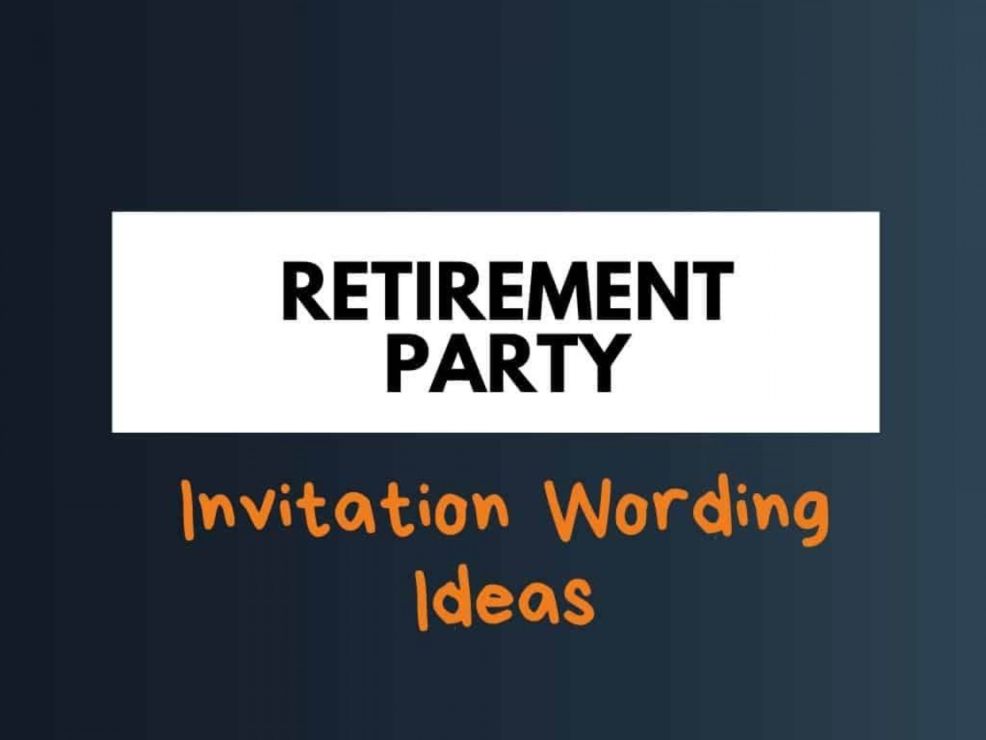 007 Wondrou Retirement Party Invitation Template High Def  Templates For Free Nurse M Word1920