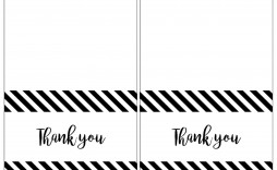 007 Wondrou Thank You Note Template Free Printable Picture