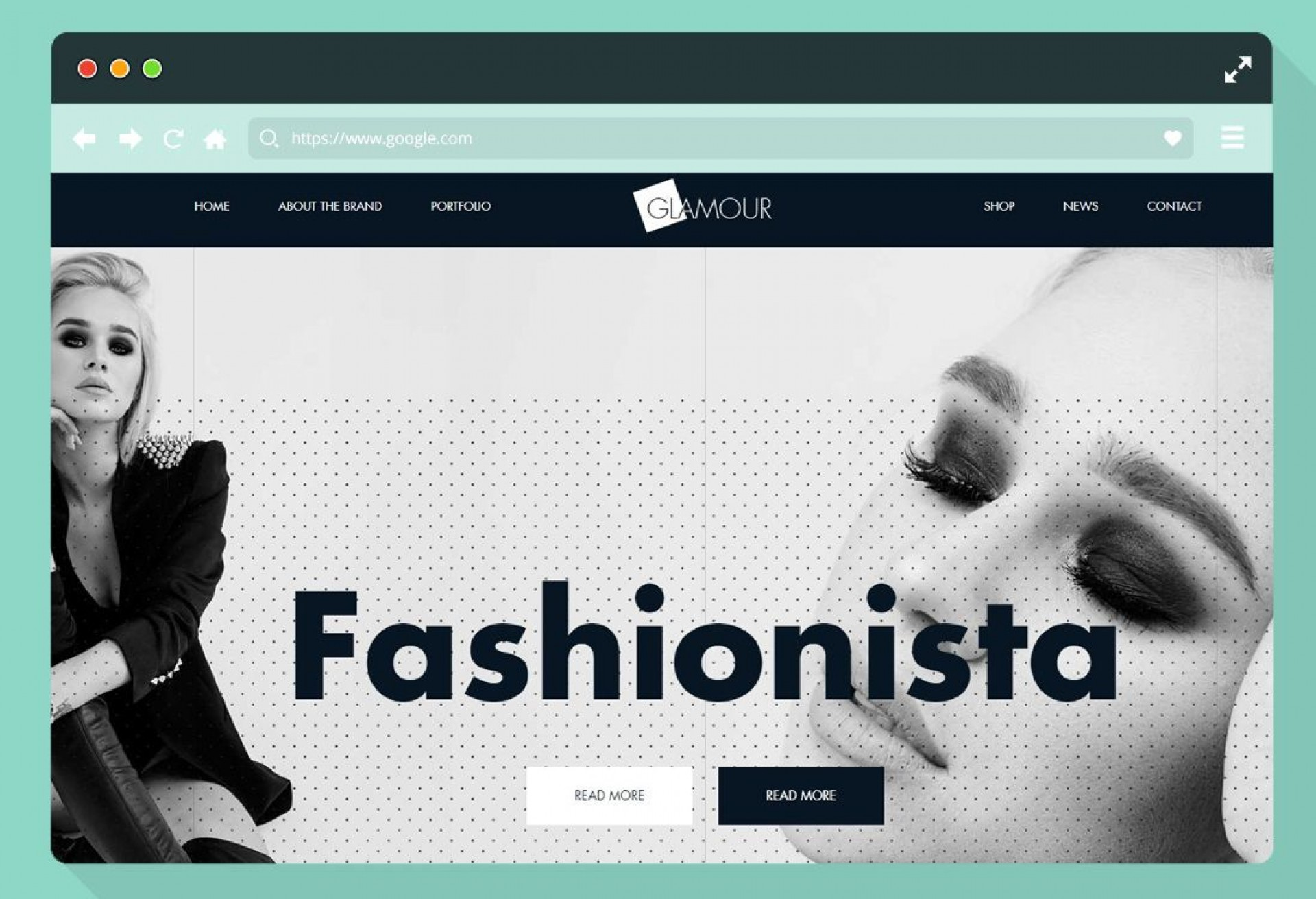 007 Wondrou Website Template Html Code Free Download Example 1920