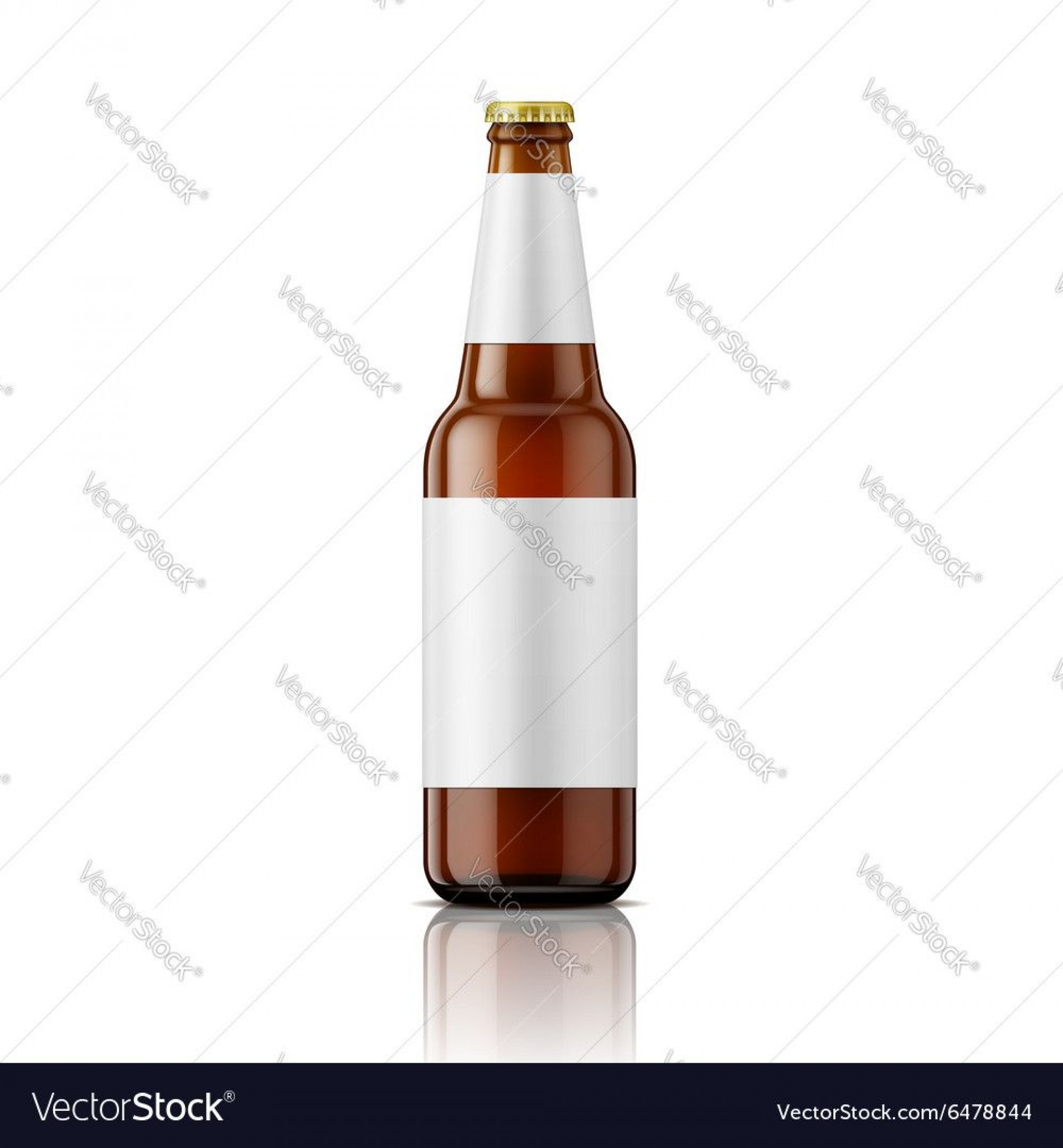 008 Amazing Beer Bottle Label Template Highest Clarity  Free Dimension Word1920