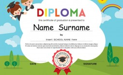 008 Amazing Free High School Diploma Template Pdf Photo