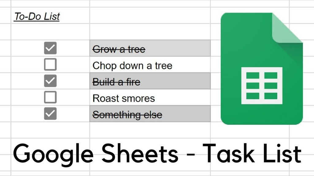 008 Amazing Google Doc Checklist Template Picture Large