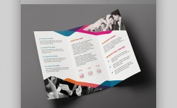008 Amazing Indesign Trifold Brochure Template Picture  Templates Adobe Tri Fold Bi Free Download